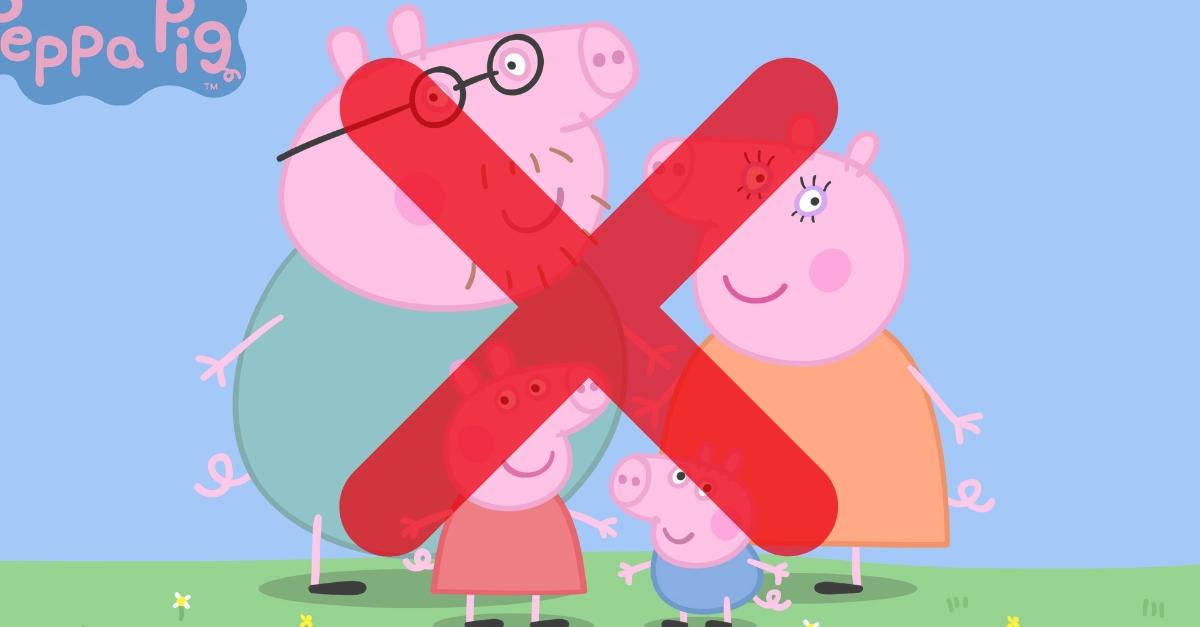 Peppa Pig Pode Causar Problemas De Comportamento Em Criancas