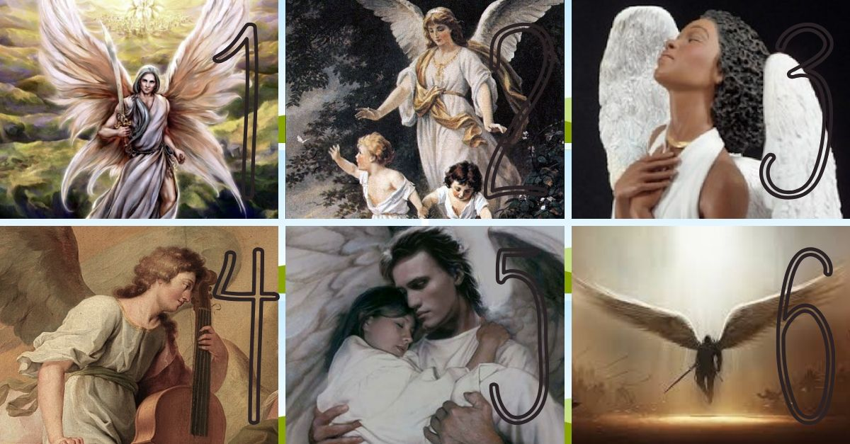messaggio angelo custode