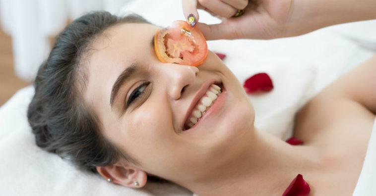 4 Beneficios Do Tomate Para A Pele