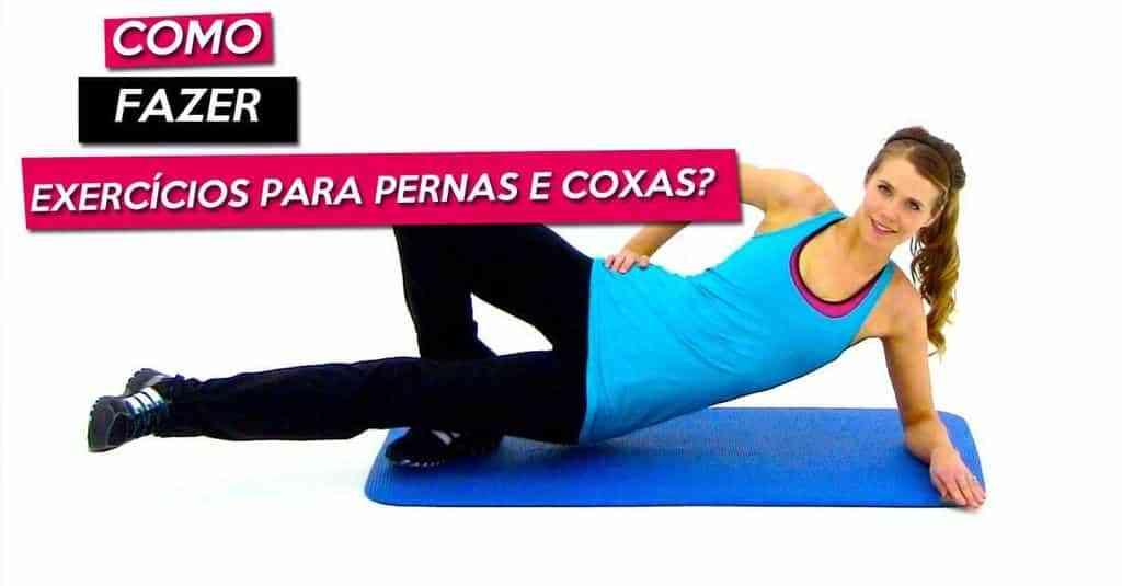 Exerc cios para pernas e gl teos elimine gordura for Exercicio para interno de coxa