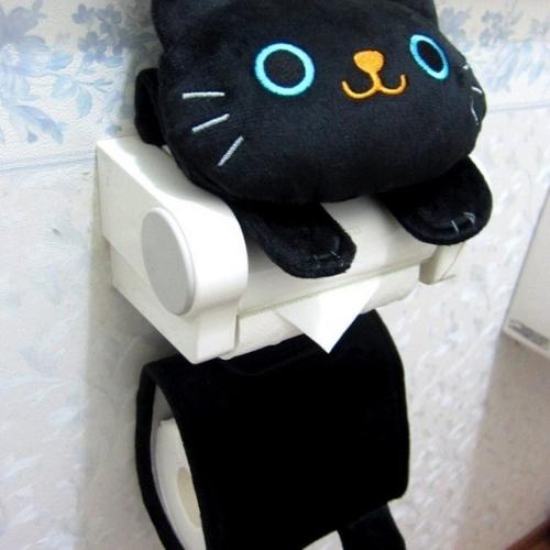 Decoracao Para Quem Tem Gatos Porta Papel