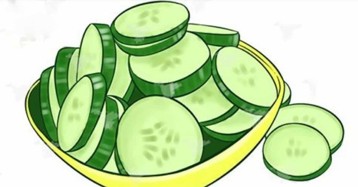Dieta do pepino para perder peso em 7 dias - Dicas Online