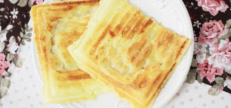pão de queijo sanduicheira