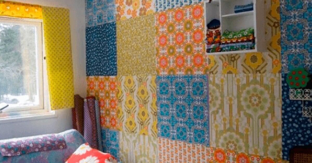 Transforme sua casa com papel de parede alternativo veja como - Papel pared online ...
