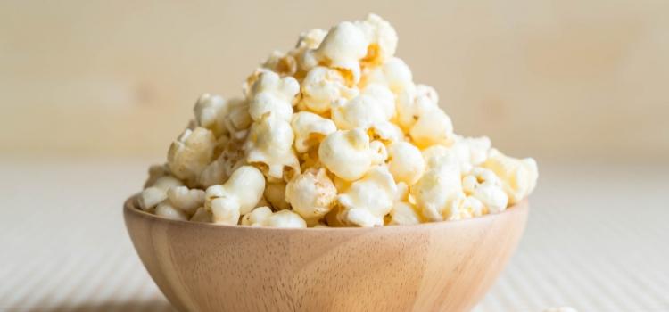 mangiare grasso popcorn o perdere peso