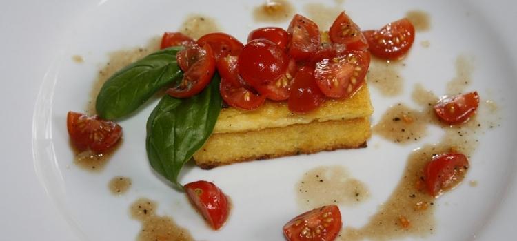 receita polenta light